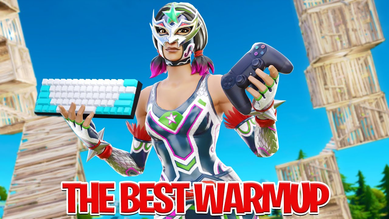 The Best Warmup For Cash Cups (Keyboard & Controller)