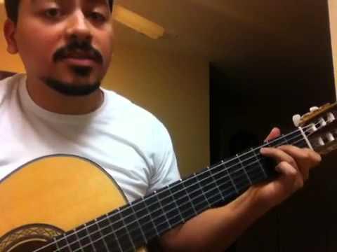 Como tocar  - Paloma Querida - Acordes y Requinto Jose Alfredo Jimenez