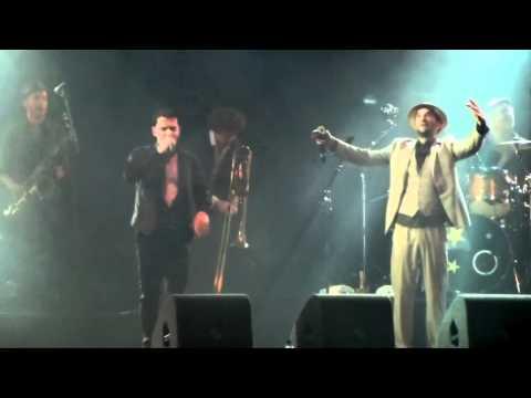 Babylon Circus - La Cigarette    live @ lowlands 2011