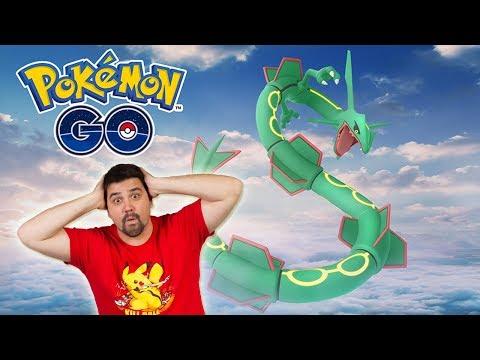 ¡NUEVO EVENTO VUELVE RAYQUAZA en Pokémon GO! NO sale SHINY!!! [Keibron] thumbnail