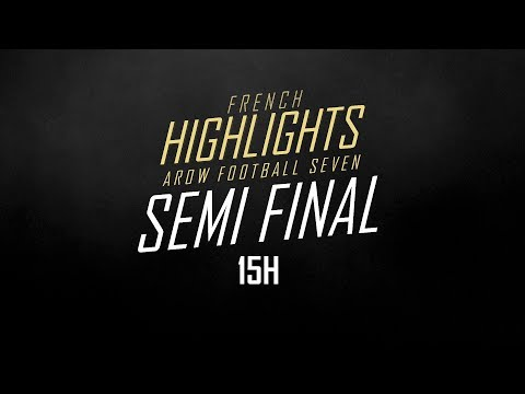 Game 7 🇫🇷 AF7 - SEMI FINAL ||