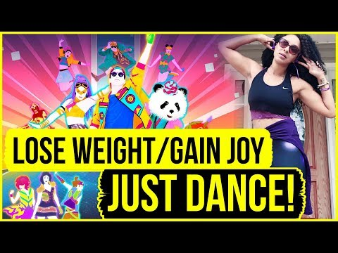 Are you able to Slim Down Playing Just Dance