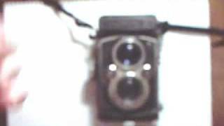 camera fotogrfica 6x6 twin lens