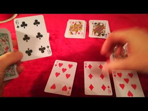 Классический цыганский расклад на обычных игральных картах. Онлайн обучение гаданию на картах.