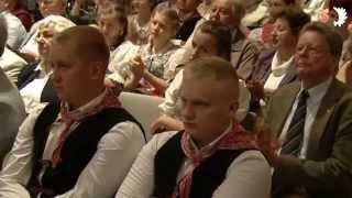 Vertriebene verdienen Friedensnobelpreis – Landtagspräsident Busemann beim Schlesiertreffen 2015