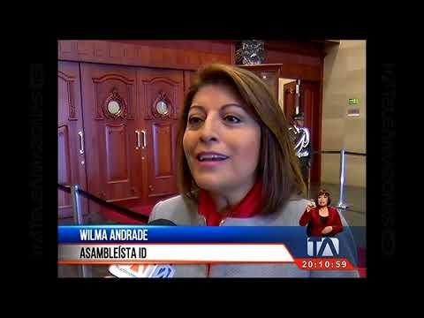 Noticias Ecuador: 24 Horas 06112018 Emisión Estelar - Teleamazonas