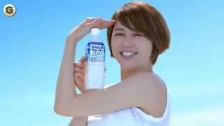 実は、長澤まさみさんは、約10年間カルピスのCMを担当しています。最初...