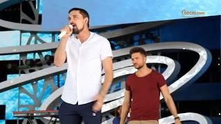 Дима Билан и Сергей Лазарев — Прости меня (Репетиция, Новая Волна 2017)
