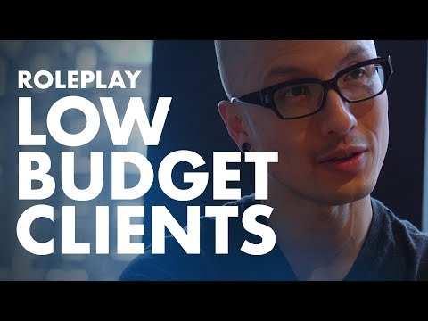 How to Respond To Price Buyers or Low Budget Clients—Role Play