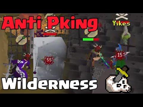Maxed Zerker Anti Pking/Pking Wilderness Slayer!