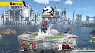Super Smash Bros. Ultimate Home Run Contest #23: Ganondorf [UPDATED]