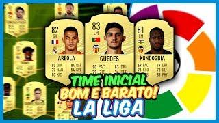 FIFA 20 | TIME INICIAL - BOM E BARATO ( LA LIGA )