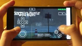 LG G5 - Silent Hill: Origins - PPSSPP v1.2.2 - Gameplay / Test
