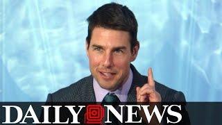 Leah Remini Claims Tom Cruise Pressured Her To Squash CBS Scientology Segment