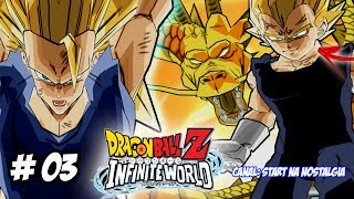 dragon ball z infinite world gameplay