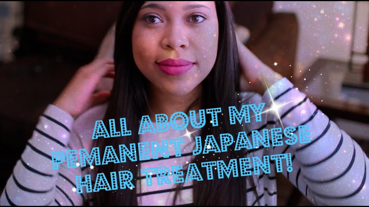 All About My Japanese Hair Straightening Experience Youtube