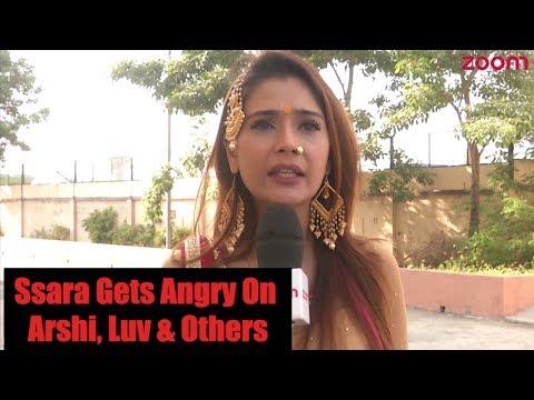 Sara Khan Takes Her Anger Out On Arshi Khan, Luv Tyagi & Other Bigg Boss 11 Commoners