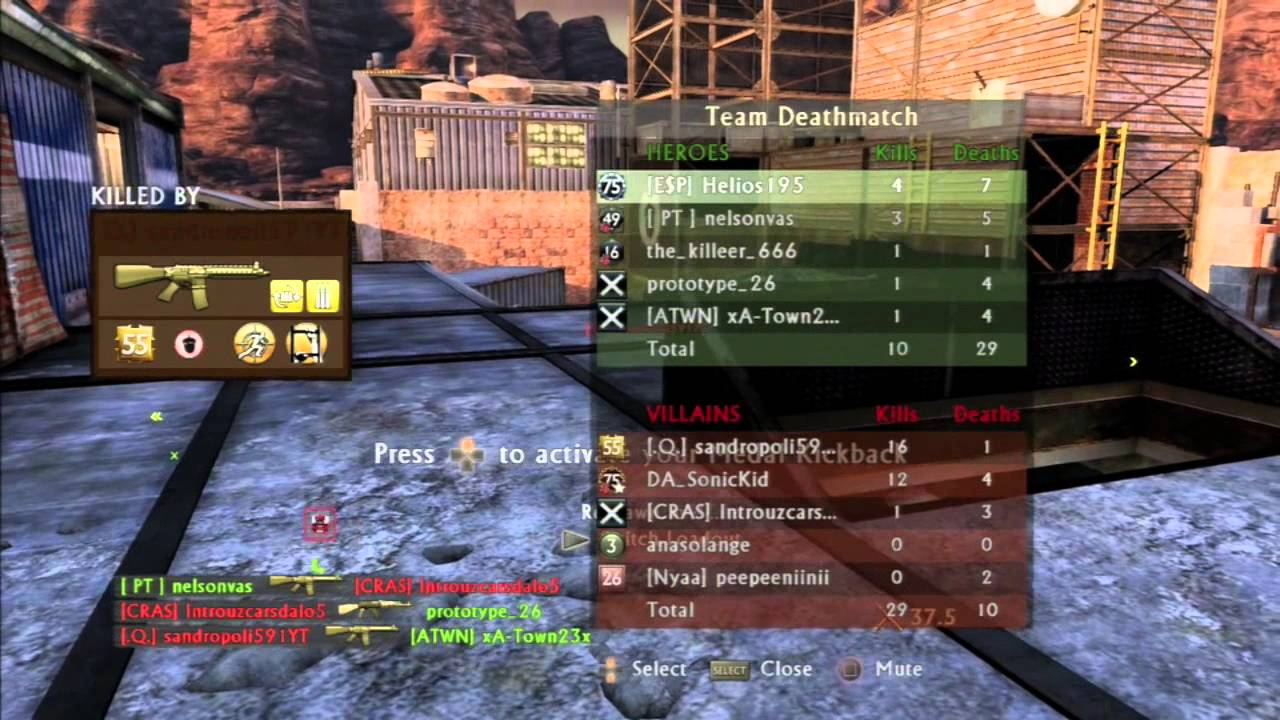uncharted 3 matchmaking