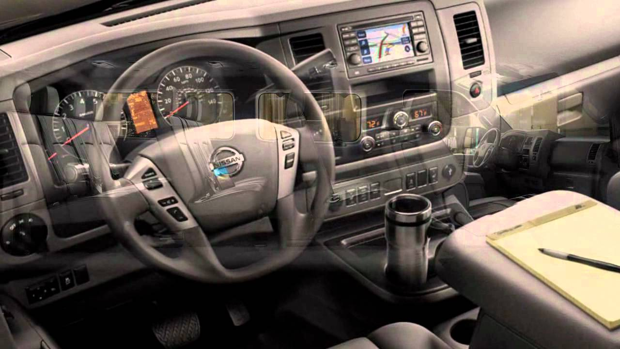 Nissan Nv3500 Hd Passenger Van 2012 Exterior And Interior