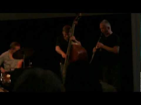 Frode Gjerstad Trio  Cafeteateret  6.mai 2012