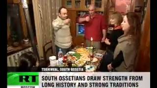 South Ossetia   life by tradition