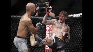 UFC 225 - CM Punk vs Mike Jackson   Fight Recap   Review by  Hollywood Joe Tussing