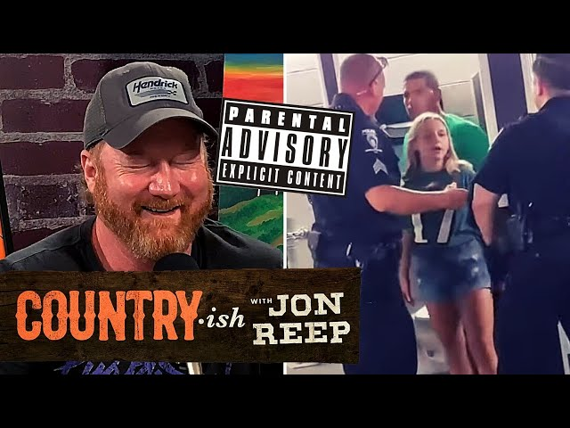 Eagles Fans 'SCORE' In The BATHROOM And Get Arrested!   Country·ish with Jon Reep