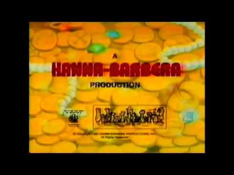 Funtastic World of Hanna Barbera Credits August 1986
