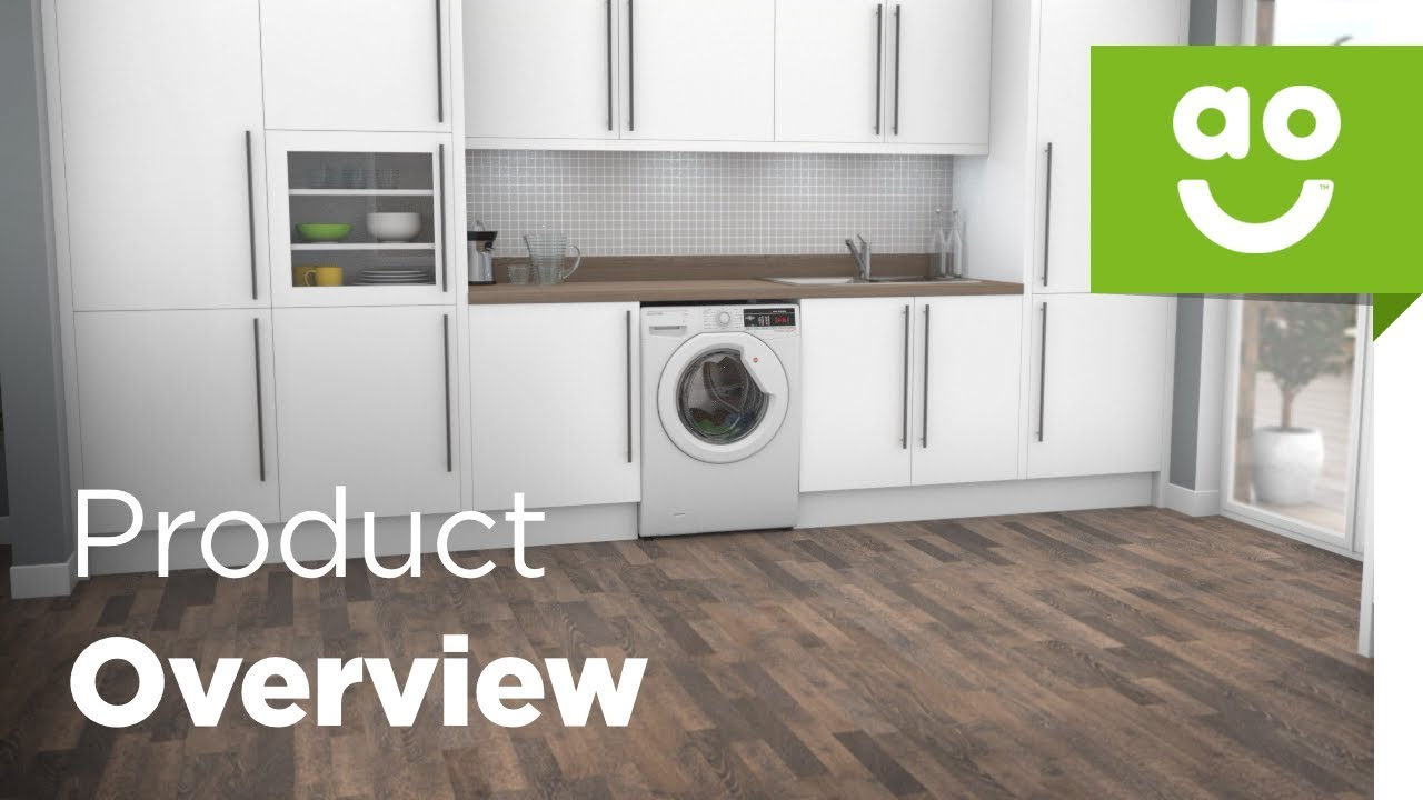 Hoover Washing Machine Dloa4103 Product Overview Ao Com Youtube