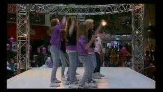 Coccinelle Kids Fashion Show Summer 2010 part 1 Thumbnail