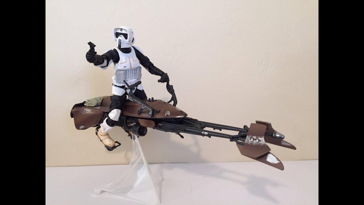 scout trooper black series