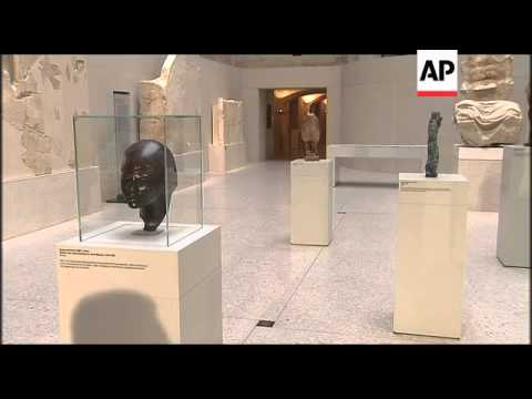 Art believed destroyed by Nazis found in Berlin