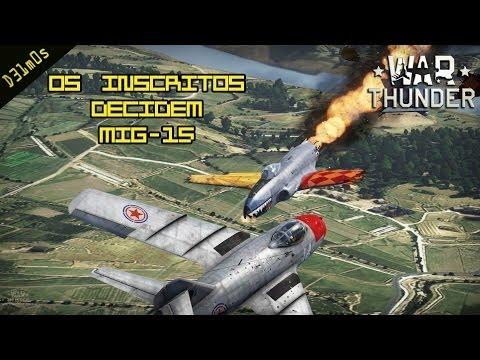 Os Inscritos decidem!! Mig-15 Bis