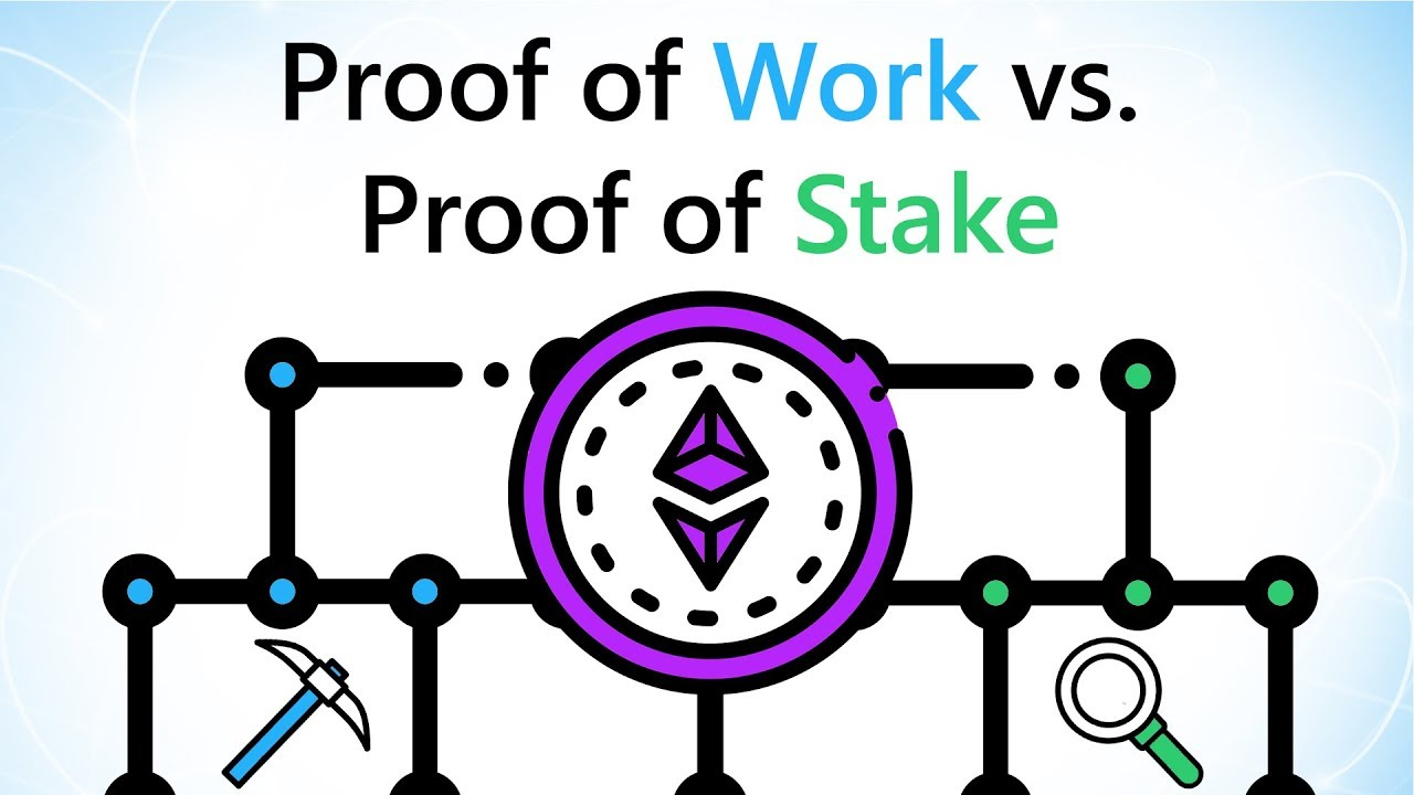 Proof of Work vs Proof of Stake: Basic Mining Guide - Blockgeeks