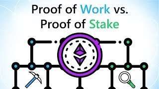 Proof of Work vs. Proof of Stake: A Simple Guide
