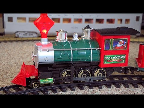 G-Scale Christmas Train Set