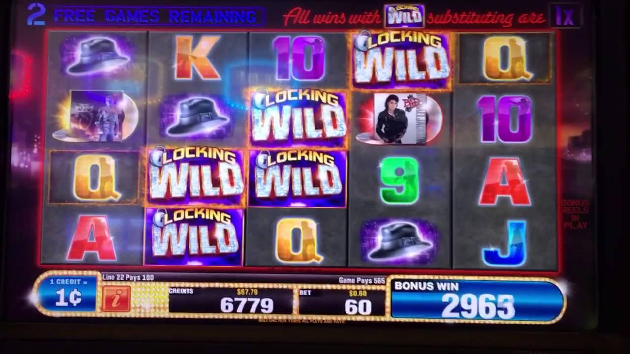 Michael Jackson Slot Games