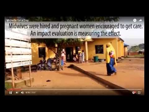 impactAFRICA Webinar Series: Reporting on Mother & Child Healthcare