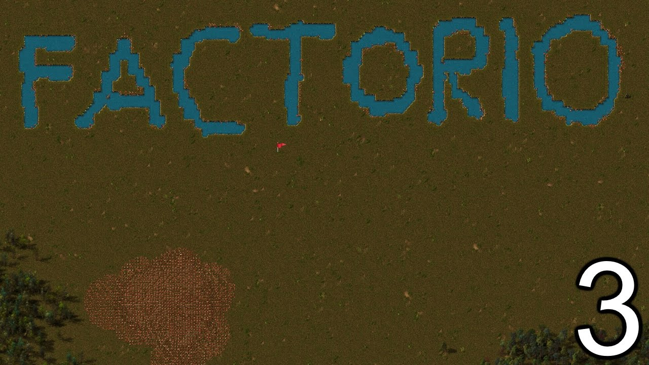 Factorio 3 | Science Pack 2 Automation