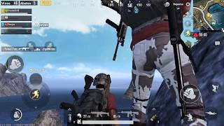 PUBG MOBILE ONLINE iPhone 6s Plus Gameplay HD INTESIVE ACTION