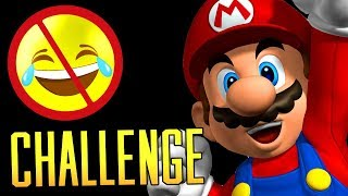 Super Mario Try Not To Laugh Challenge (Funniest Moments 2018)