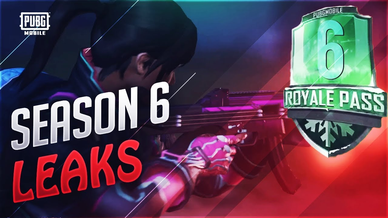 PUBG Mobile Season 6: Release Date, Royal Pass Rewards, And
