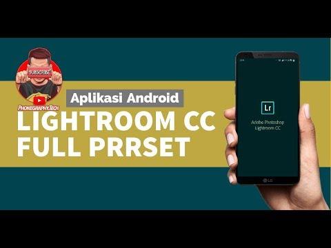 Lightroom Mobile Full Preset 2018