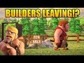 Clash Of Clans Builder Come Back