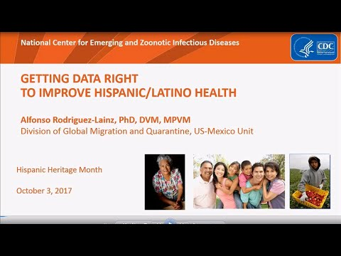 Getting Data Right - and Righteous to Improve Hispanic or Latino Health