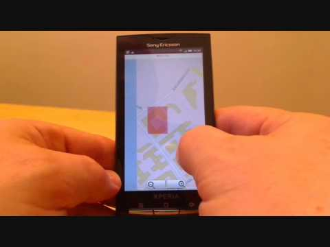 GeoChat - Chat Rooms On A Map | Ericsson Labs