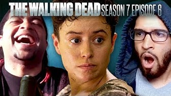 "Fans React To The Walking Dead: Season 7 Episode 6: ""Swear"""