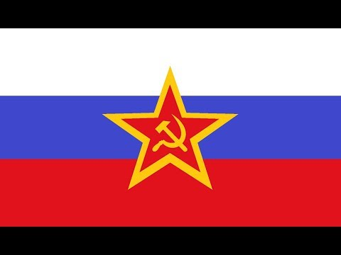 Alternate History: What If The Soviet Union Reunited?