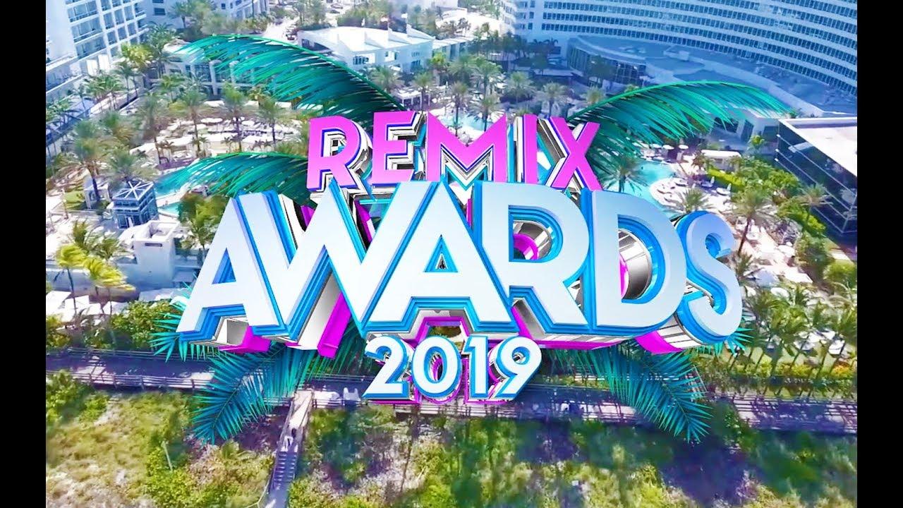 2019 Remix Awards (Official Recap)