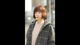 女優の仲里依紗をはじめ、テレビ東京系ドラマ24『フルーツ宅配便』(毎...